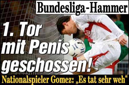 Bundesliga-Hammer